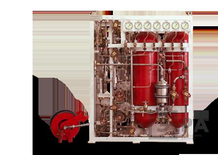 ремонт систем пожаротушения