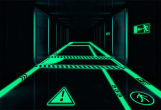 фотолюминесцентные системы эвакуации