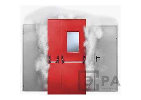 обслуживание противопожарных дверей