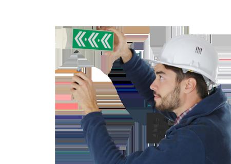 ремонт аварийного освещения